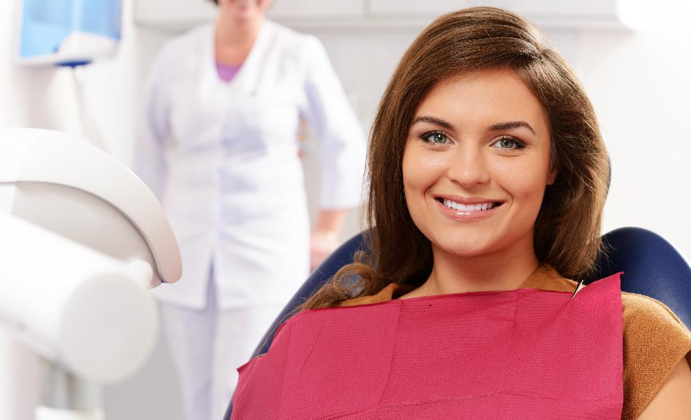 Woman at Dentist | Avondale Dental Centre