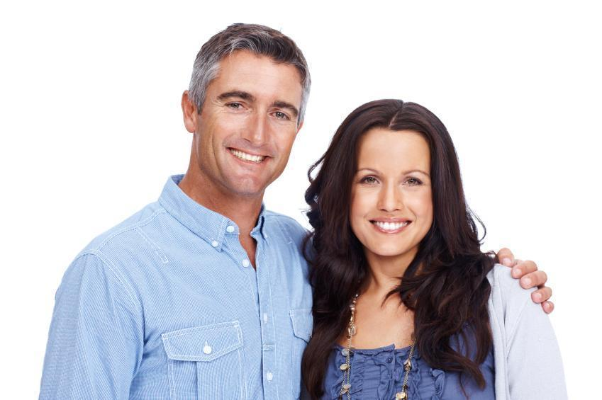 Couple | Full Mouth Reconstruction Avondale