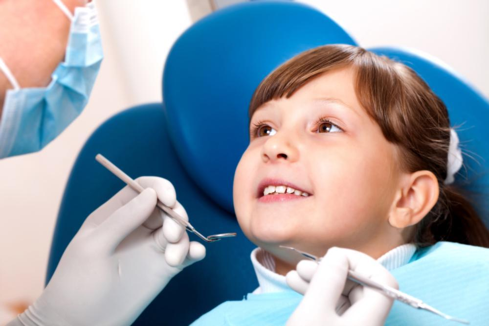 Young girl at dentist | Paediatric Dentistry Avondale Auckland