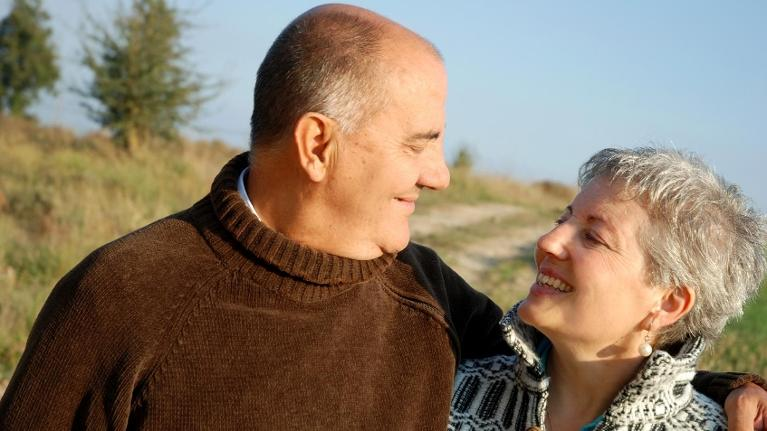 Older Couple | Dental Implants Avondale Auckland