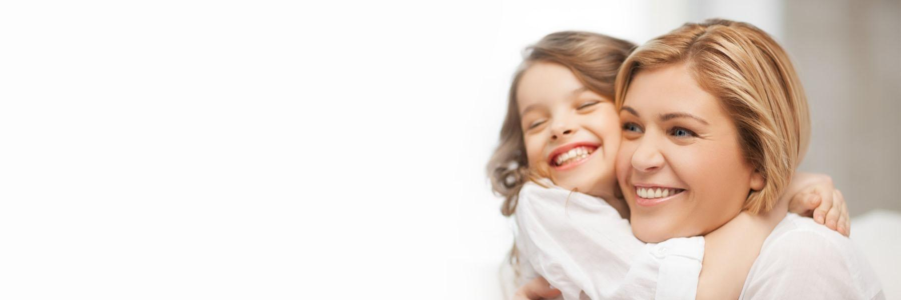 Mother with Daughter | Children's Dentistry Avondale Auckland