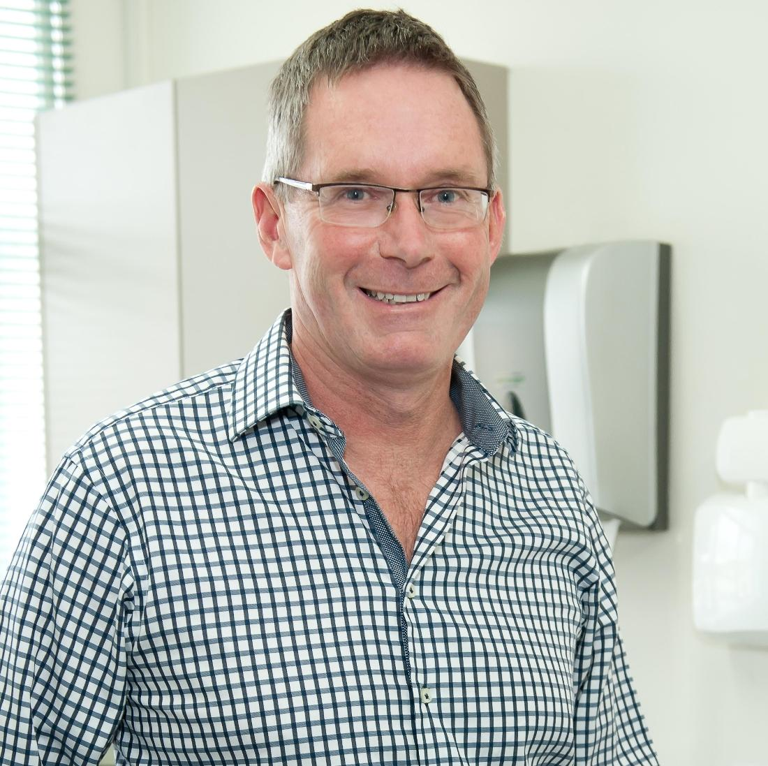 Dr. Crum at our Avondale Auckland dental office